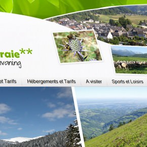 Camping la Pommeraie (Gerde 65)