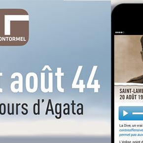 Montormel, Circuit Août 1944 Montormel : les trois jours d'Agata